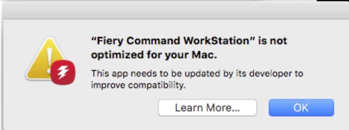 EFI response to Apple's 32-bit support warning